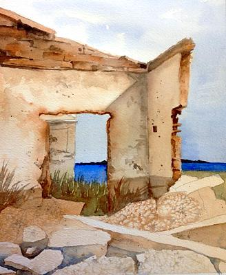 Island Ruins, Sicily