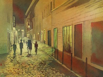 Marsala at Night